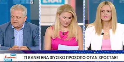 Η Άννα Κορσάνου απαντά στις ερωτήσεις σας στην εκπομπή
